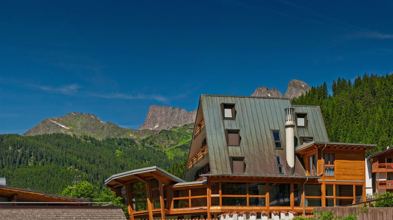 Hotel vista Lagorai